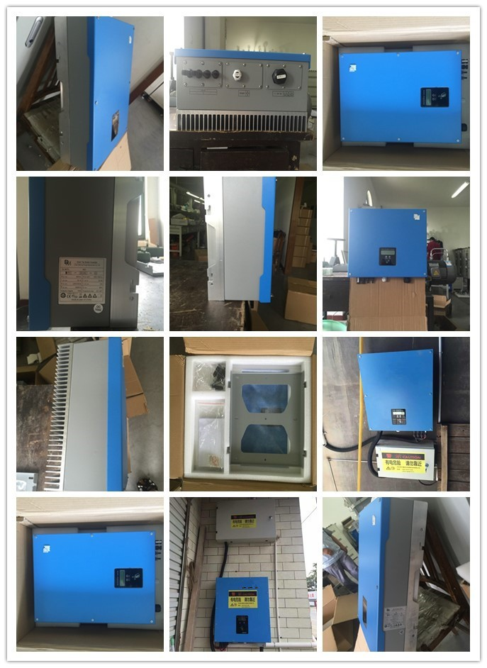 on grid solar inverter 20KW DMSG20KTLC
