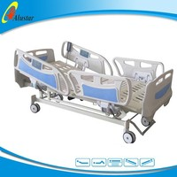 ALS-E507 Best selling hospital patient healthcare 5 function medical bed