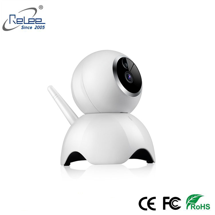China New Year Cool dog ip camera PTZ control1080P baby monitor night vision wireless smart dog camera wifi camera live video