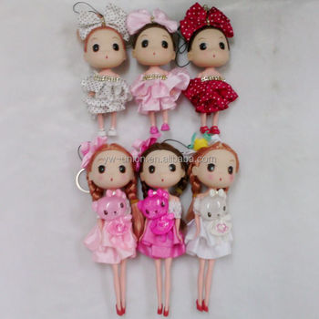 Czzm(359) 12cm And 18cm Cute Dolls For Sale