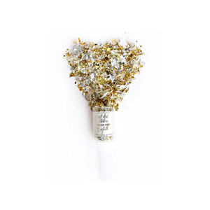Wedding Gold Confetti Party Popper