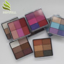 공장 Private Label Charming 눈 숙 녀 Make Up Kit