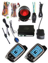 High quality Security system two way car alarm system without remote engine start