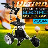 2024 Quite 400W Motors Remote electric Golf Trolleys