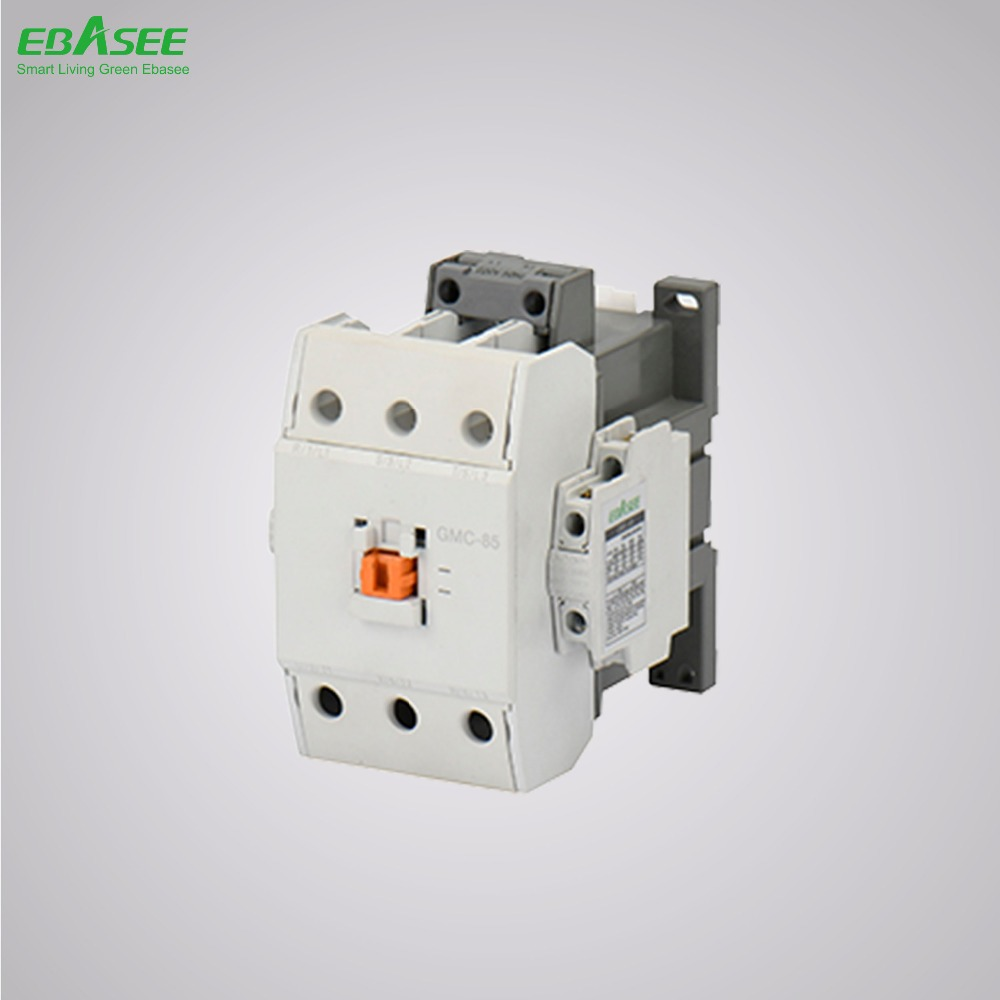 Gmc Magnetic Contactor Dc Ac 100-240v Coil Voltage In China - Buy Magnetic  Contactor,Magnetic Contactor Starter,Single Phase Contactor Product on