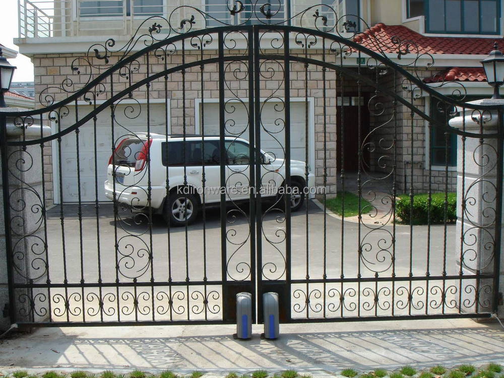 Beautiful Iron Gate Design For Home Gallery - Interior Design ...