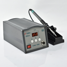 High efficiency digital display soldering iron station for welding repair