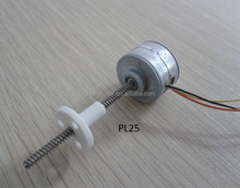 micro linear actuator motor 25mm, 10mm, 8mm