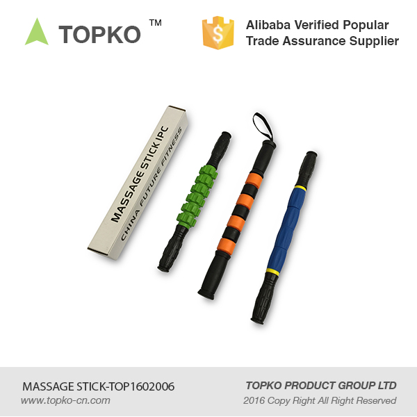 Topko Wholesale Crossfit Back Massage Stick For Recovery Muscle ...