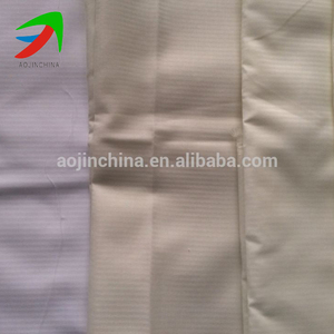 t/c 65%polyester 35%cotton ivory pocket lining fabric
