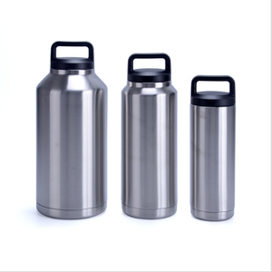 2018 Hot Sale Portable 20oz Food Grade Coffee Auto Tumbler Sports Tumbler 304 Stainless Steel With Handle