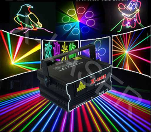 Wholesale 3D laser projector/mini RGB laser light for disco/outdoor christmas laser light projector laser