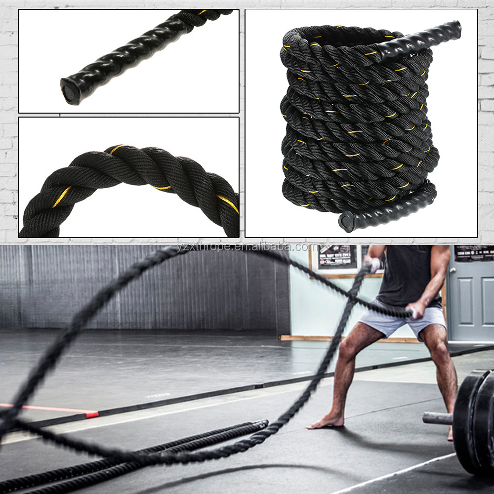 Battling rope training rope for <strong>fitness</strong> hot sale in europe