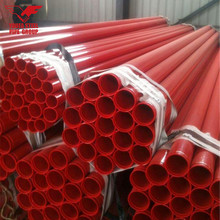 Manufacturer Carbon Steel Fire Hydrant Pipe for Fire Protection System with Full Sizes