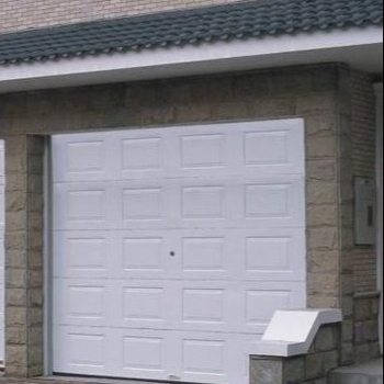 Gd Okm Classic Raised Panel Traditional Steel Sectional Garage Door