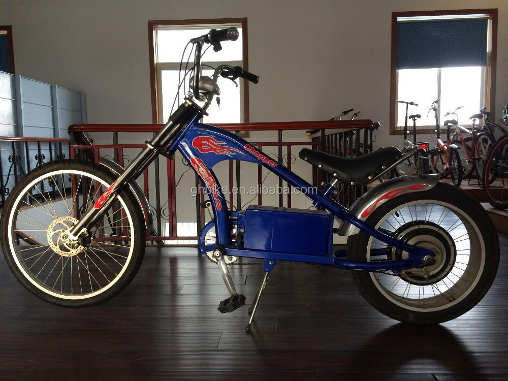 Adult bike chopper
