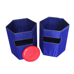 Flying Disc Slam Toss Dunk Game Set