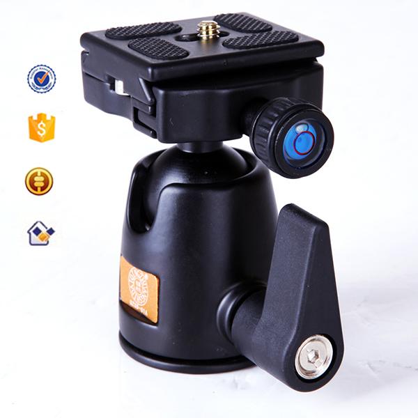Digital DSLR video camera smartphone's ball head фото
