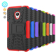 Soft Rubber Silicone TPU All Edges Protect Case Cover for Alcatel u5
