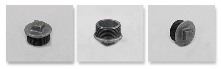 Strong production capacity connect air use threaded metal