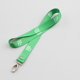 New trend fashion custom printed ribbon lanyard neck strap keychain