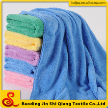 Microfiber towels and thickening super absorbent leg colour