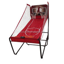 1.5'' Steel Basketball Frame With MDF Backboard/ Polyester ball return Net