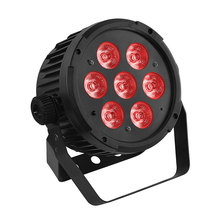 OPPSK 7x8 วัตต์ 5in1 RGBWA <span class=keywords><strong>LED</strong></span> Par Stage Light