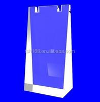 Acrylic Plexiglass Jewelry Necklace Display Holder