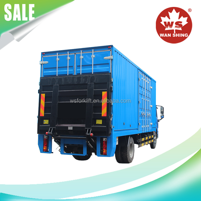 Hydraulic steel tail lift for vehicle truck capacity 1.0-2.5 Ton / Hydraulic tail lift