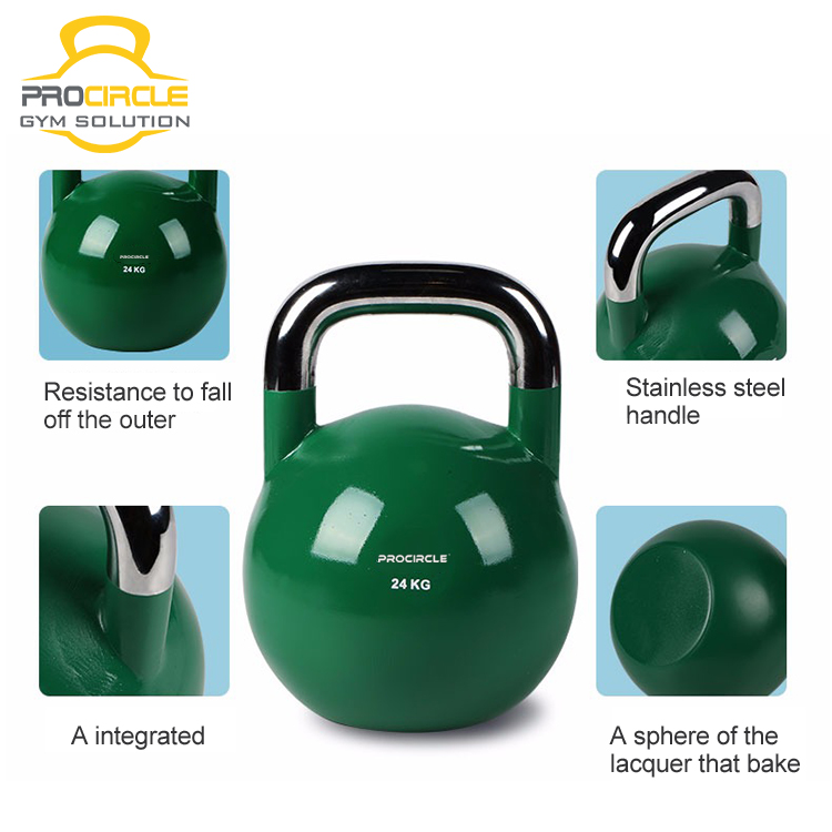 Vinyl Coated Kettlebell Weight Sets Weight Available For 5, 10, 15, 20, 25, 30 lbs Choose