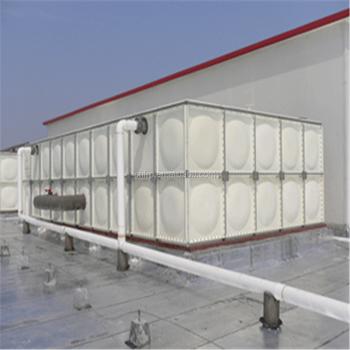 Fiberglas Kunststoff Modulare Tanks/warmwasser Grp Wassertank - Buy ...
