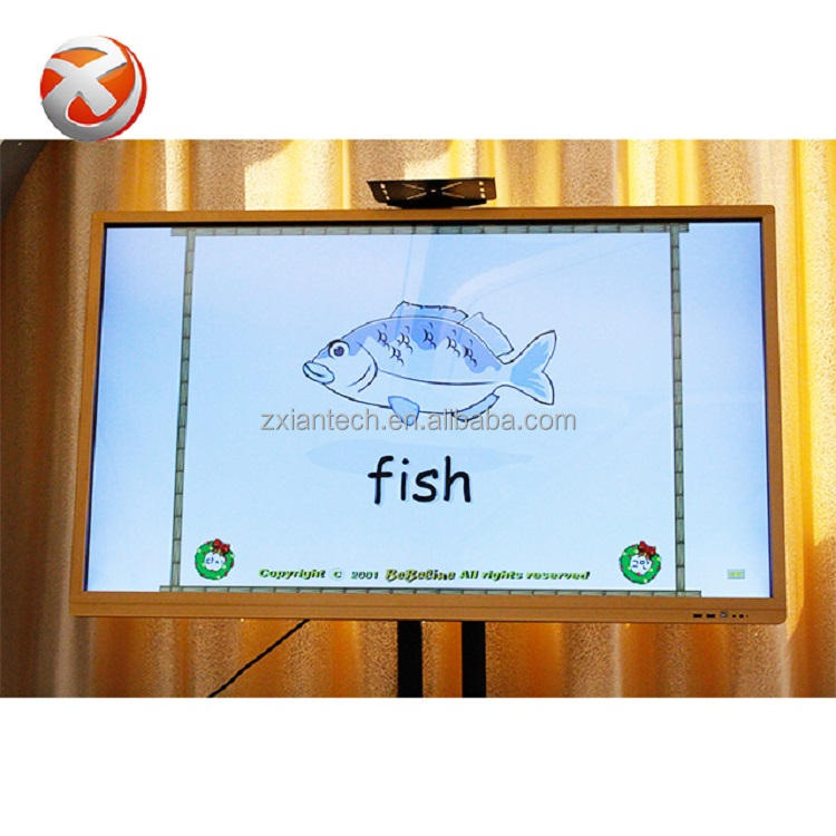 55inch OPS touch screen Multimedia teaching machine magic Smart whiteboard
