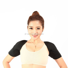 Hot sale Self-heating tourmaline magnet double Shoulder pain relief belt shoulder support