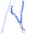 Factory supplier price mix bead mobile phone jewelry lanyard