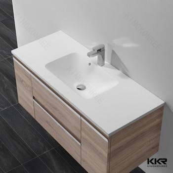 Contemporary Bathroom Wall Hung Cabinet Wash Basin - Buy Cabinet ...