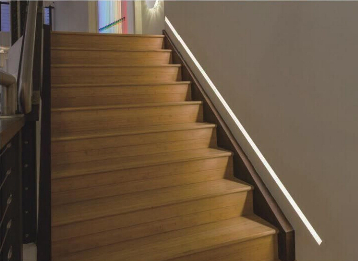 Lighting Basement Washroom Stairs: 2015 Epistar 120 Pcs/m For Smd Leds Led Step Lighting