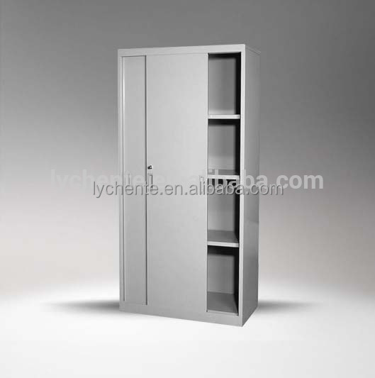 hanging lateral stainless steel cabinet