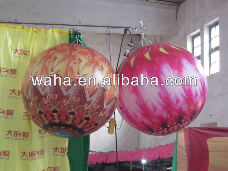 new brand inflatable star decorations with led light /event and party decorations/new year decorations