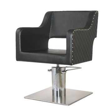 Acrylic Salon Furniture Styling Chair Parts Portable Furniture in Modern Baroque Style