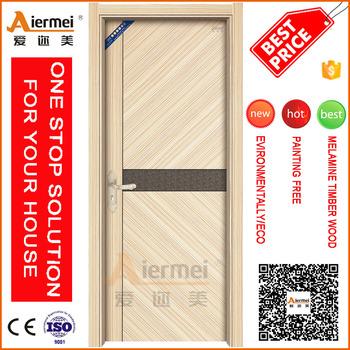 europe style nice mdf bedroom door sound proof wood interior