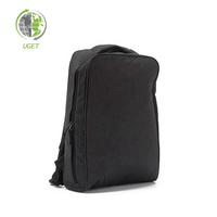 Free Sample Large 17 Inch 16 Bagpack Hidden Compartment Laptop Backpack