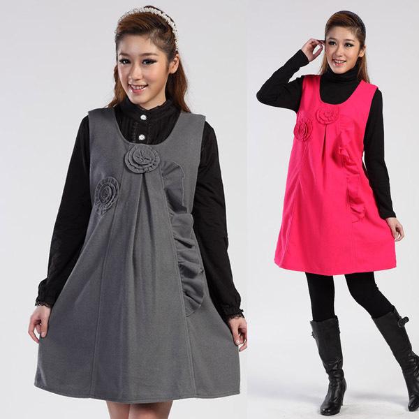 d441564f7 vestidos para embarazadas de invierno