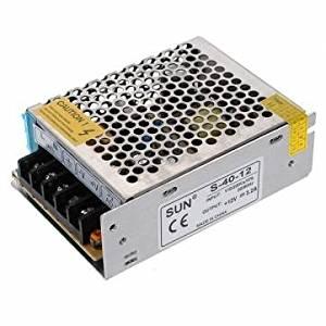 12V 3.2A 40W Switch Power Supply Driver For LED Light Strip 110V 220V