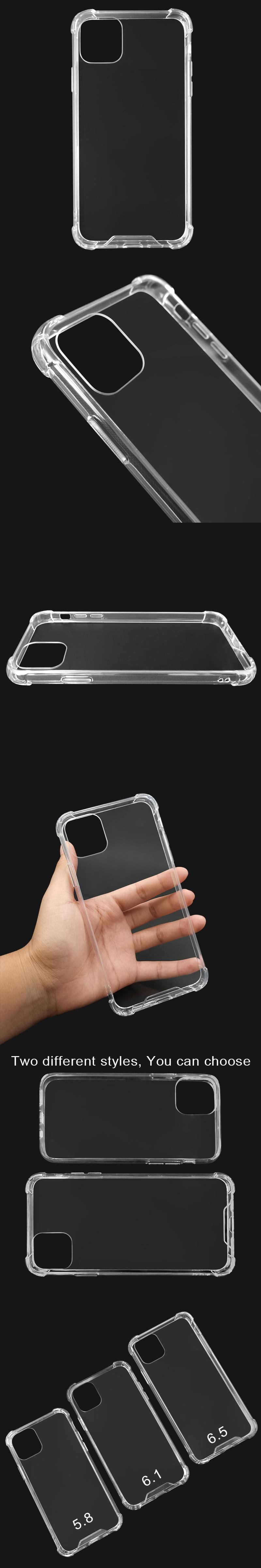 يوفيل آيفون 12 برو مضاد للجراثيم للصدمات جراب هاتف مصنوع خصيصًا
