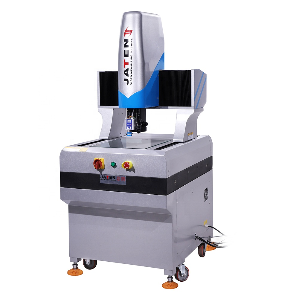 Jaten High Accuracy Cnc Video Measuring Machine With Keyence Laser - Buy  Video Measuring Machine,High Accuracy Cnc Video Measuring Machine,Keyence