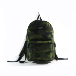 2018 Fashional And Durable Men And Women Nylon Camo Backpack