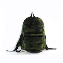 Durable Men And Women Nylon Camo Backpack