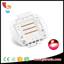 High power 12V 24V 10W 20W 30W 50W 100W red cob led chip