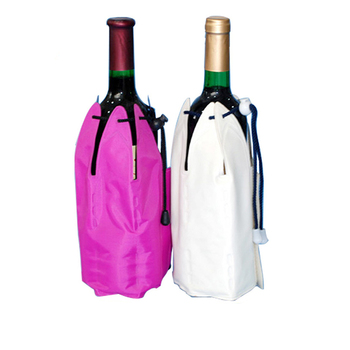 Gel Wine Bottle Cooler Ice Chiller Wrap Chill Bag For Product On Alibaba